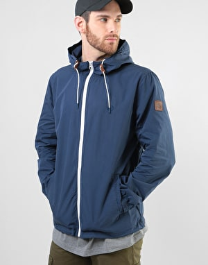 Element Alder Poplin Jacket - Indigo