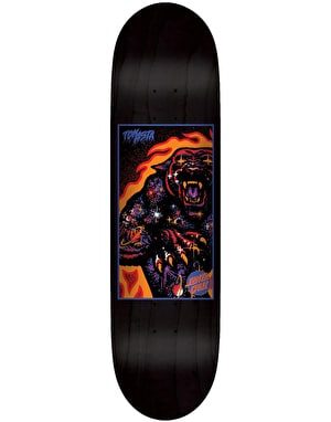 Santa Cruz Asta Comic Taper Tip Pro Deck - 8.25