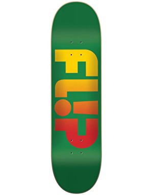 Flip Odyssey Faded Team Deck - 7.81