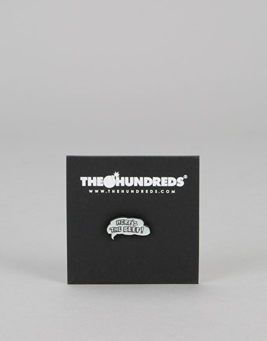 The Hundreds Beef Pin