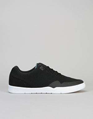 éS Swift Everstitch Skate Shoes - Black
