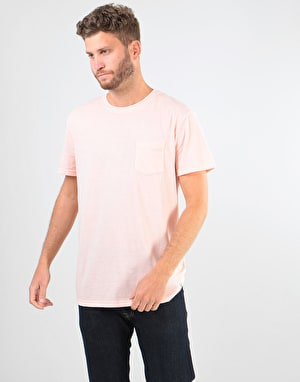 DC Basic Pocket 2 T-Shirt - English Rose