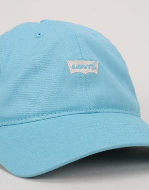 Levis Mini Batwing Dad Cap - Sky Blue