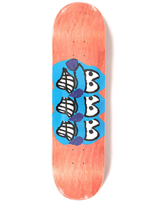 Polar Brady Dane Face 2 Skateboard Deck - 8.25""