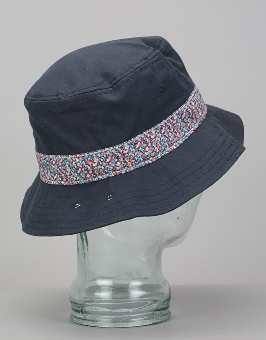 New Era x Liberty Bucket Hat - Navy