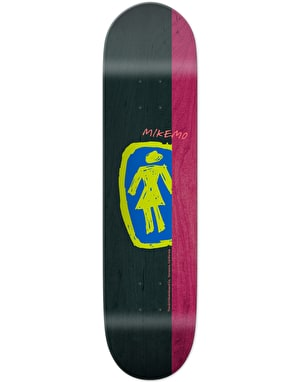 Girl Mike Mo Sketchy OG Skateboard Deck - 8
