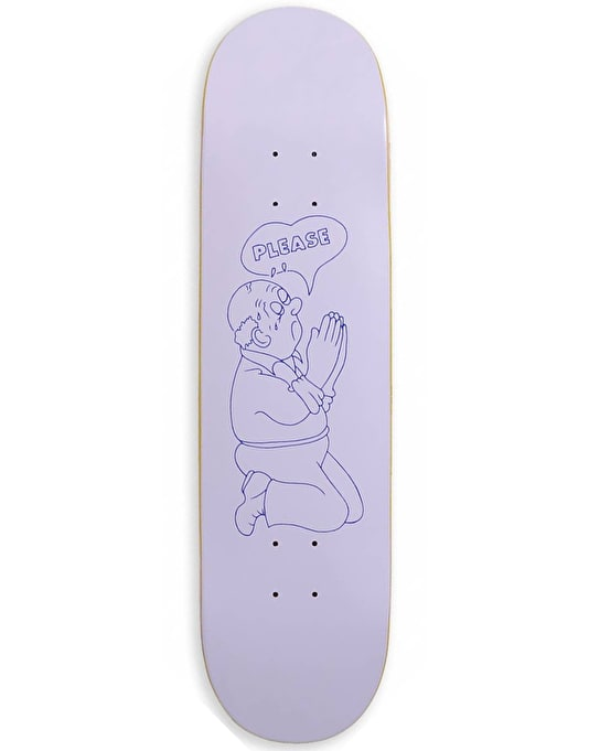 Quasi Please [Two] Team Deck - 8.125""