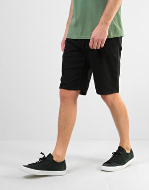 Element E02 Color Walkshorts - Flint Black