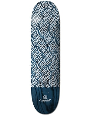 Element x Thomas Campbell Waves Indigo Collection Skate Deck - 8.25
