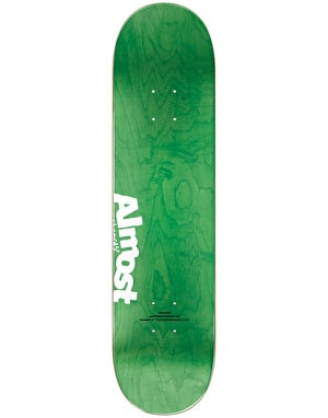 Almost x Hanna-Barbera Daewon Tom Face Pro Deck - 8.25