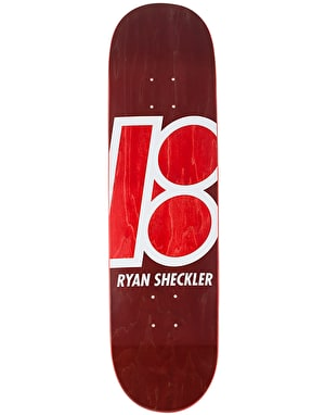 Plan B Sheckler Stained Pro Deck - 8.125