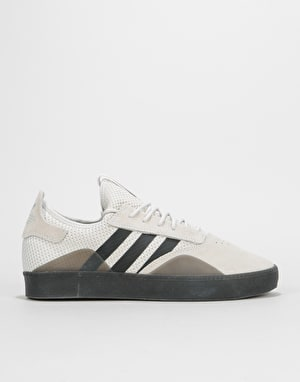 Adidas 3ST.001 Skate Shoes - Grey One/Core Black/White