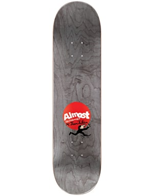 Almost x Jean Jullien Cooper Monsters Pro Deck - 8.375