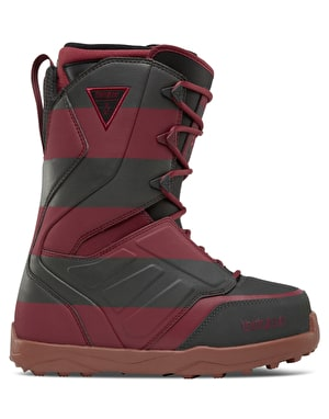 ThirtyTwo Lashed Alito 2018 Snowboard Boots - Black/Red/Gum