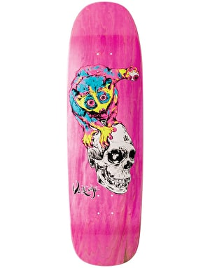 Welcome Loris Loughlin on Golem Skateboard Deck - 9.25