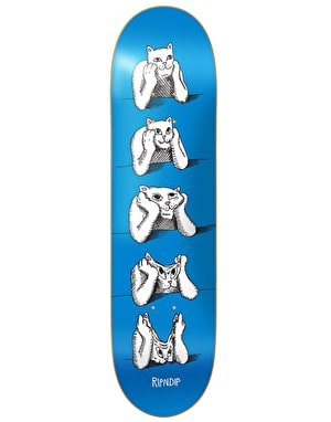 RIPNDIP Stoner Team Deck - 8.25