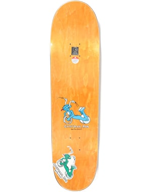 Polar x Dear x Ron Chatman Guest Pro Deck - P4 Shape 8.75