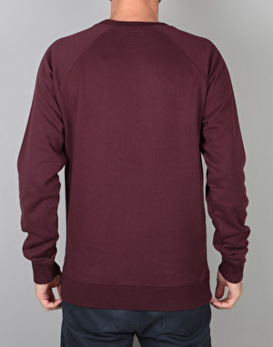 Dickies Briggsville Sweat - Maroon