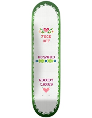 Girl Howard Needle Point Pro Deck - 8.5