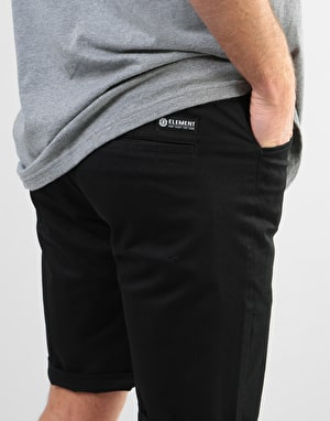 Element Sawyer Shorts - Flint Black