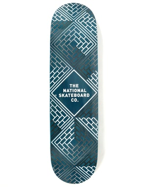 The National Skateboard Co. Classic Team Deck - 8.5