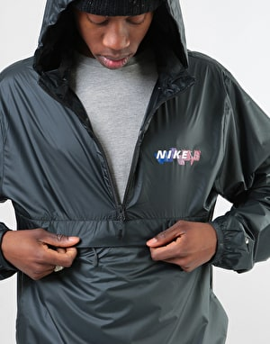 Nike SB Anorak Pack Hood Jacket - Black/Anthracite/Black