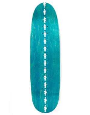 Girl Kennedy '93 Til 'Powerslide' Skateboard Deck - 9.25