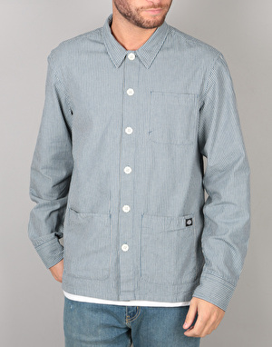 Dickies Kempton L/S Shirt - Hickory Stripe