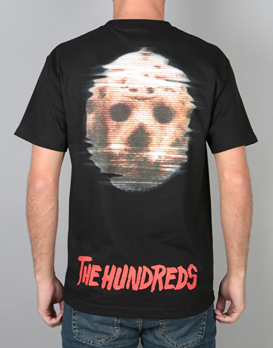 The Hundreds x Friday The 13th Mask T-Shirt - Black