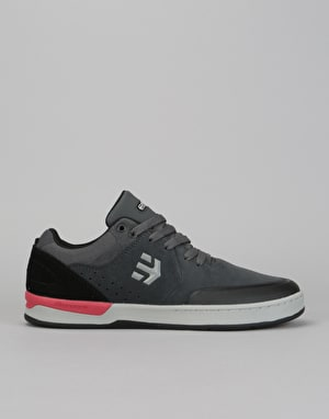 Etnies Marana XT Skate Shoes - Dark Grey/Black/Red