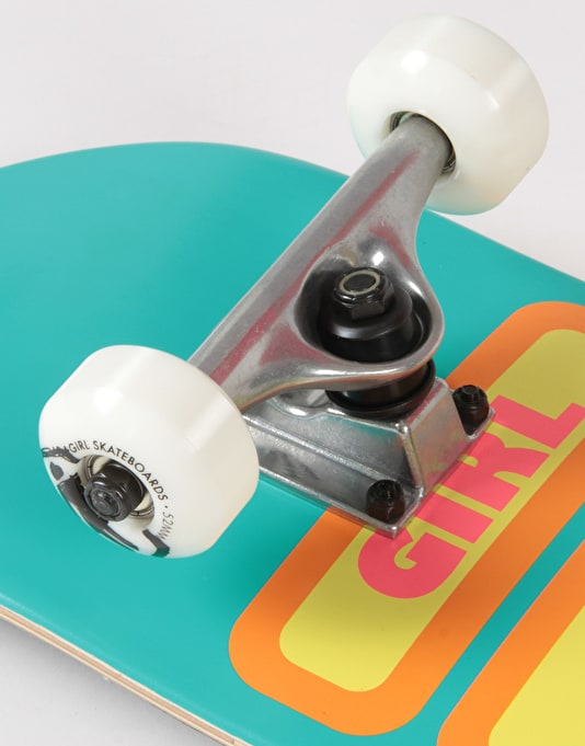 Girl Mike Mo OG Complete Skateboard - 7.5""