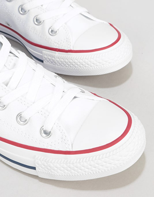 Converse All Star Hi-Top Womens Trainers - Optical White