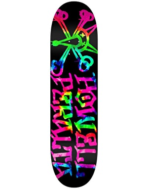 Powell Peralta Vato Rat Tie-Dye C Team Deck - 8