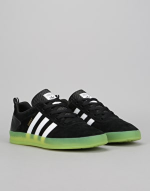 Adidas Palace Pro Skate Shoes - Chewy/Black/White/Green