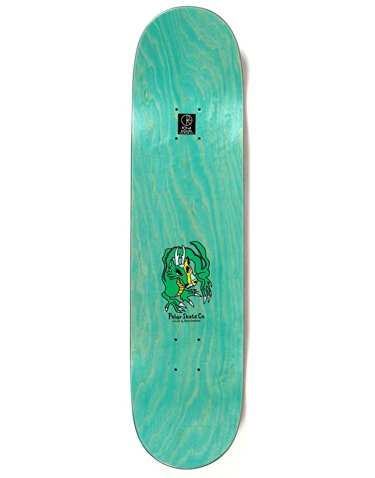 Polar Oskar Dragon Sunset Pro Deck - 8""
