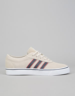 Adidas Adi-Ease Skate Shoes - Casual Brown/Collegiate Navy/Scarlet