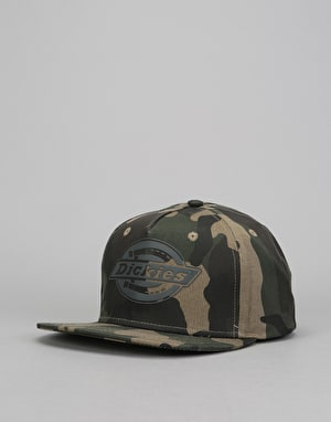 Dickies Oakland Snapback Cap - Camouflage