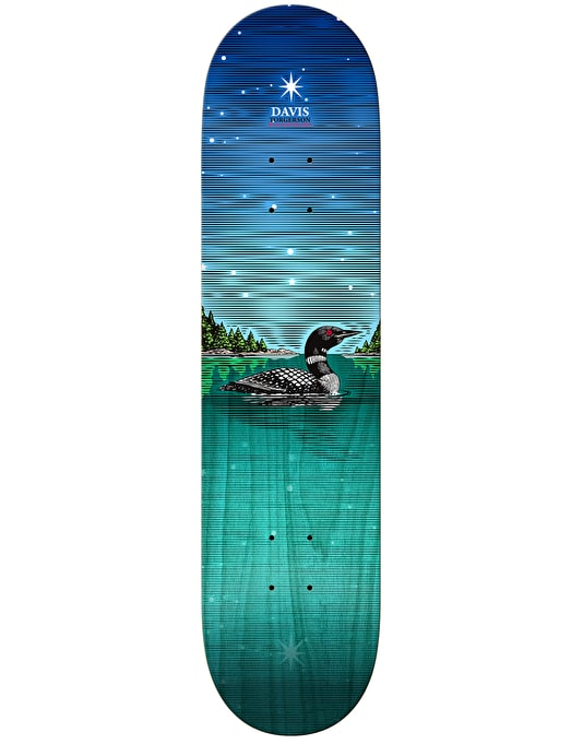 Real Davis 1000 Skateboard Deck - 8.18""