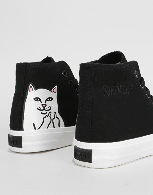RIPNDIP 'Nerm Highs' Shoes - Black