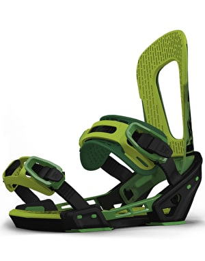 Switchback Eiki Pro M-XL 2019 Snowboard Bindings