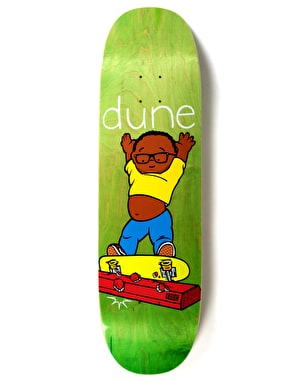 Prime Heritage Dune Curb Crusher 2 Slappy Shape Pro Deck - 8.75
