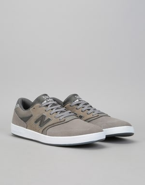 New Balance Numeric 598 Skate Shoes - Grey/Grey