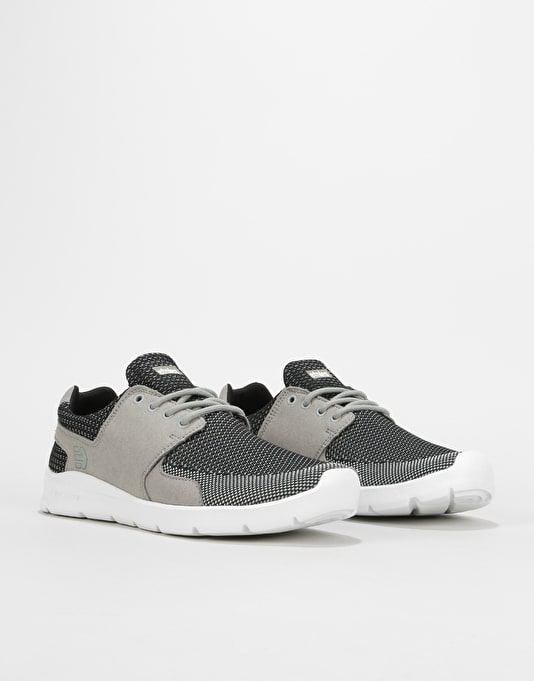 Etnies Scout XT Skate Shoes - Grey/Black