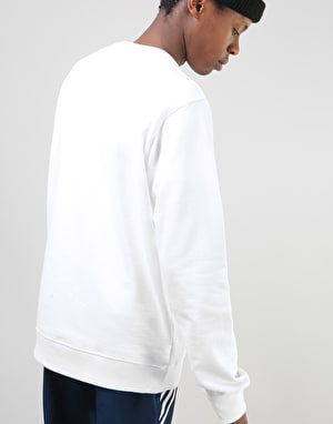 Dickies Harrison Sweatshirt - White