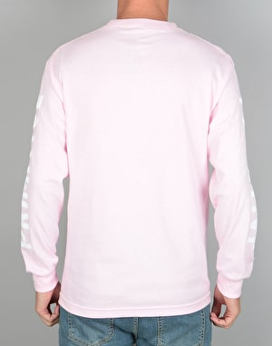 Primitive Block L/S T-Shirt - Pink