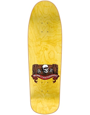 Blind Gonz Skull & Banana SP Reissue Pro Deck - 9.875