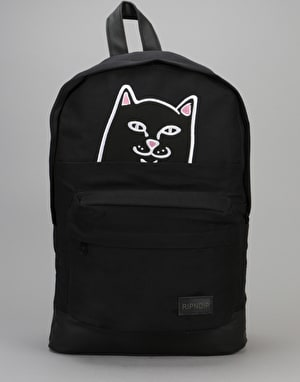 RIPNDIP Jermal Backpack - Black