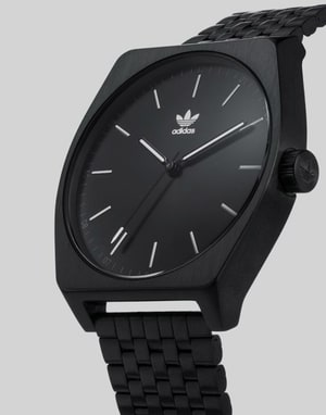 Adidas Process M1 Watch - All Black