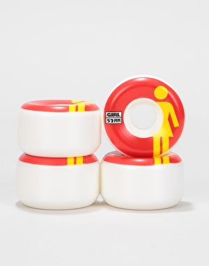 Girl Jumbo OG Conical 99d Team Wheel - 52mm