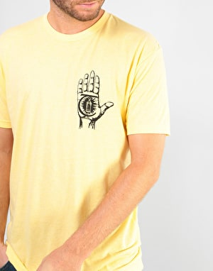 Theories Rasputin T-Shirt - Banana